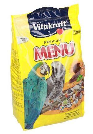 Vitakraft menu vital for parrots 1 KG