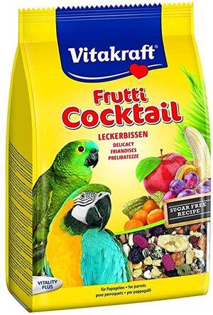 Vitakraft Frutti Cocktail Parrot Food 250 gm