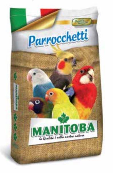 Manitoba Lovebirds 20kg -  Bird product