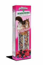 Manitoba roditori mix mix frutti di bosco 70gm