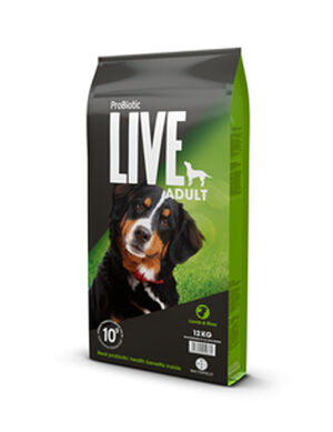 Probiotic Live Adult Lamb & Rice 3kg -  Dogs product