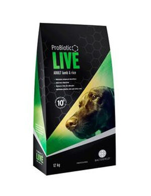 Probiotic Live Adult Lamb & Rice 12kg