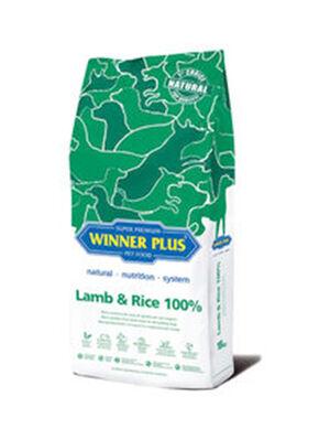 18kg Winner Plus Lamb & Rice