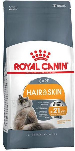 10kg Royal Canin Hair and Skin Care