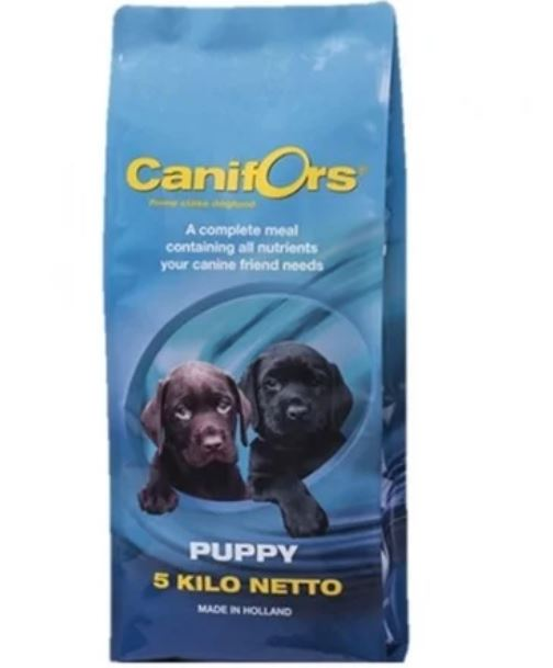Canifors Dog Food Dry Puppy 5kg