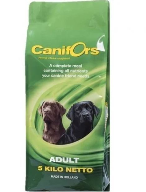 Canifors Dog Food Dry Adult 5kg -  Dogs product