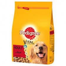 Pedigree vital protection beef and vegetable 3kg
