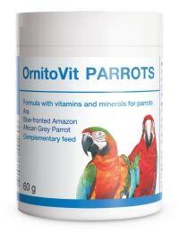 Dolfos OrnitoVit Parrots 60g
