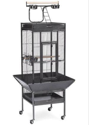 Dayang Bird Cage A 11 (Black)