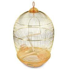 Dayang Bird Cage 370 (Gold)