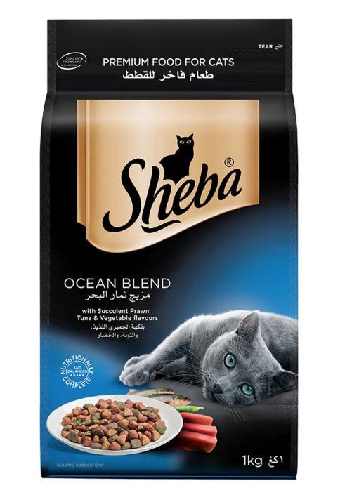 Sheba Ocean Blend 1kg