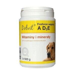 Dolfos Dolvit Calcium phosphate AD3E Powder 500gm