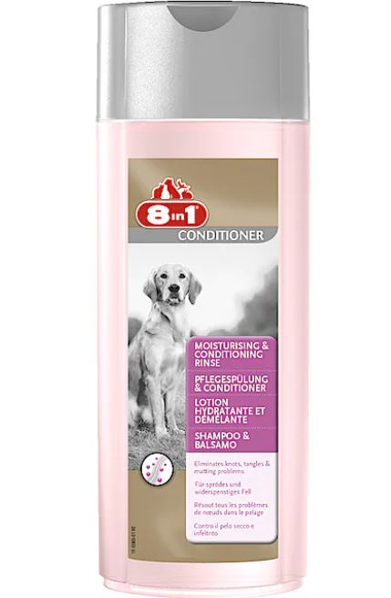 8in1 Shampoos Moisturising & Conditioning Rinse