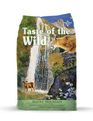 Taste of the Wild Rocky Mountain Feline Intl 2kg