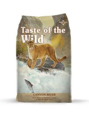 Taste of the Wild Canyon River Feline Intl 2kg