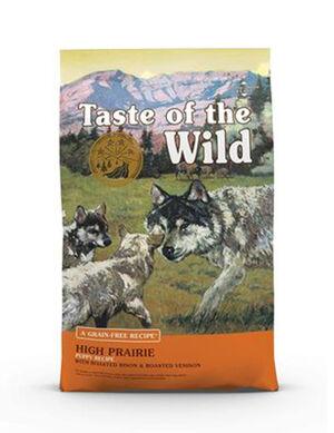 Taste of the Wild High Prairie Puppy Intl 13kg