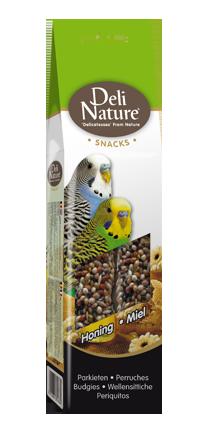 Deli Nature Budgies Honey 60g