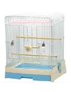 LillipHut Birds Cage 35 TM.2201 - Blue