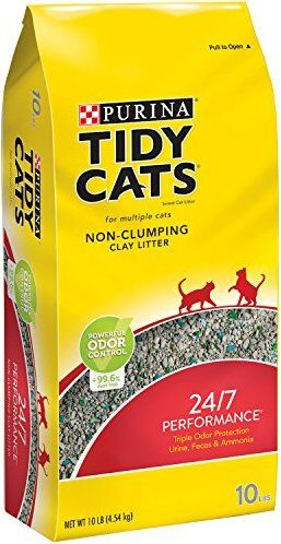 PURINA TIDY CATS  24/7 CONVENTIOL 4.5Kg