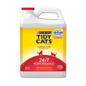 Purina tidy 24/7 Performance Clumping Litter 6.4Kg -  Cats product
