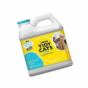 Purina TIDY CATS Instant Action Scoop Jug  6.35Kg -  Cats product