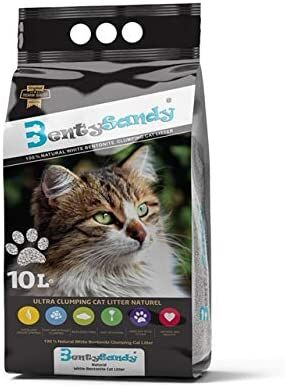 BentySandy Orange and Lime Litter 10L