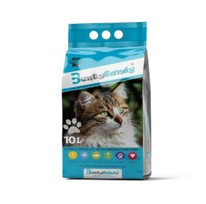 BentySandy White Soap Scented 10L -  Cats product
