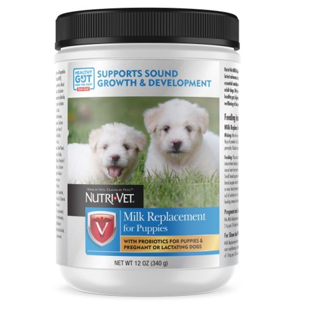 Nutri Vet Milk Replacement for Puppies 340g