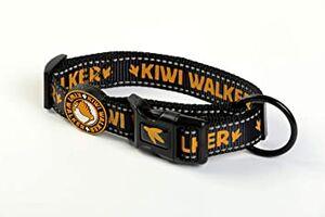 Kiwi Walker Dog Collar Brown Large