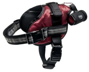 Karlie Flamingo Extreme 2.0 Harness Water Replant Red 40 mm x 70-87 cm