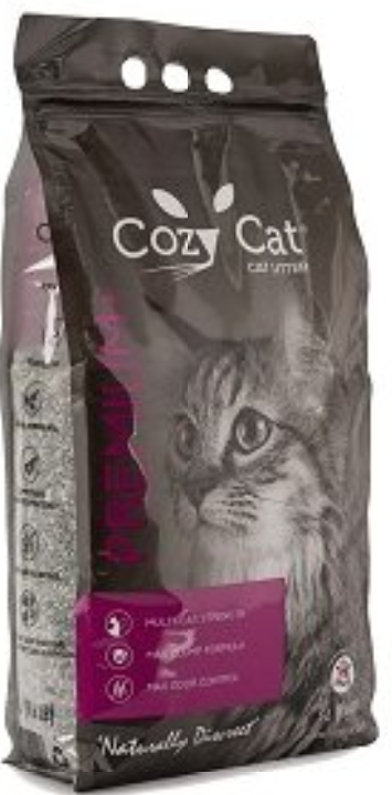 Cozy cat litter premium fresh 10 L -  Cats product