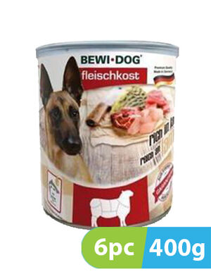 Bewi Dog rich in lamb 6pc x 400g