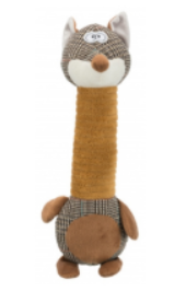 Fox Dog Toy -  Dogs product
