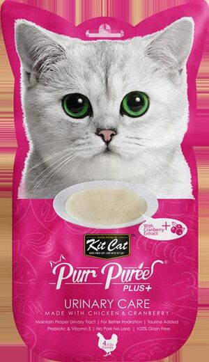 Kit Cat Purr Puree Urinary Care 15g