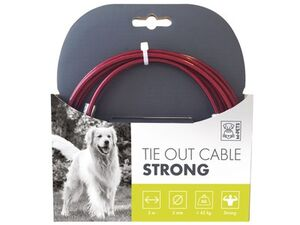 Tie Out Cable Strong – 1700LB- 4.5M