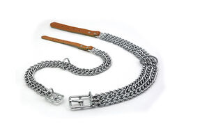 Double Row Buckle Chain