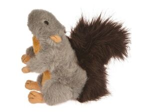 Dixie Squirrel Toy