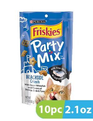 Purina Friskies Party Mix Beachside 10pc x 2.1oz