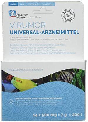 Aquarium Munster Virumor Universal- Arzenimittel