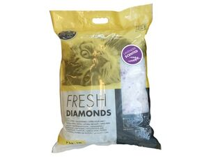 Fresh Diamonds Silica Cat Litter Lavender 7kg