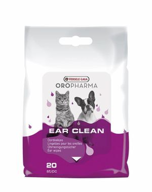 Versele-Laga Ear clean wipes 20pc