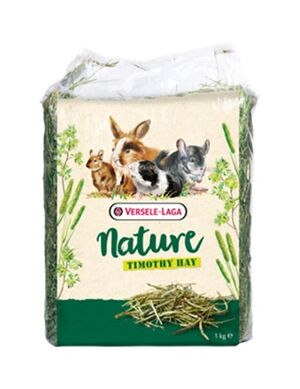 Versele Laga Nature Timothy Hay 1Kg -  Small Pet product