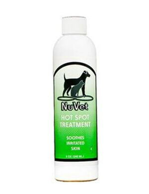 NuVet Hot spot Treatment 240ml