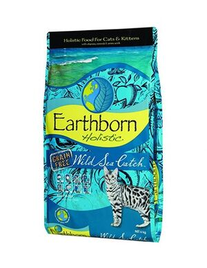 Earthborn Holistic Wild Sea Catch Cat Food 6kg