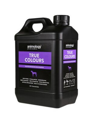 Animology True Colours Dog Shampoo 2.5L