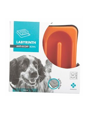 M-Pets Labyrinth Anti Scope Bowl