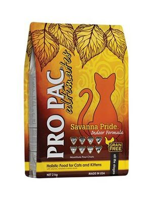 Pro Pac Ultimate Savanna Pride 6kg