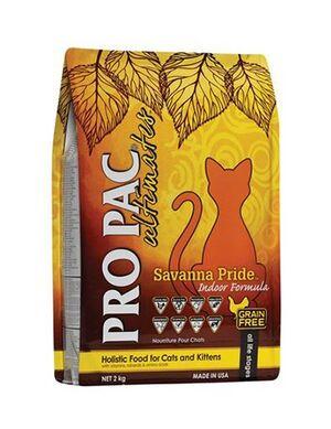 Pro Pac Ultimate Savanna Pride 6kg