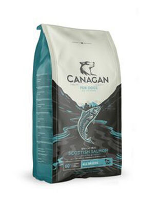 Canagan Scottish Salmon For Dogs 2kg