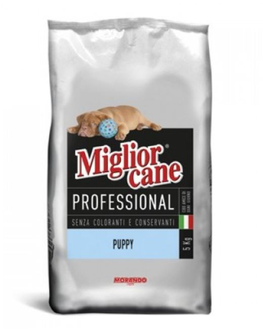 Migliorcane Professional Puppy Dog Food Beef Flavor 15kg